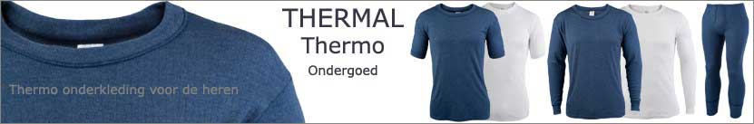 Thermal Thermo Ondergoed
