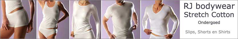 RJ Bodywear Stretch Cotton