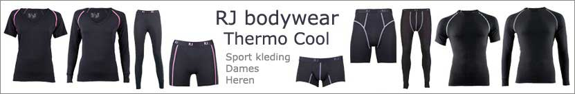 RJ Bodywear Thermo Cool